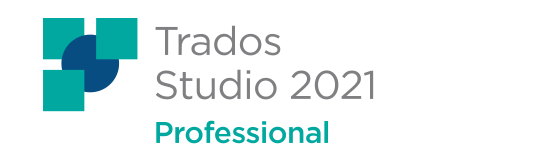 Trados Studio 2021 Professional